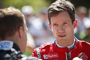 """WRC, Ogier: """"Citroen ha mancato di rispetto ai miei colleghi"""""""