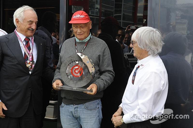 """Bombassei: """"Lauda ha contribuito a dare inizio alla storia di Brembo in F1"""""""