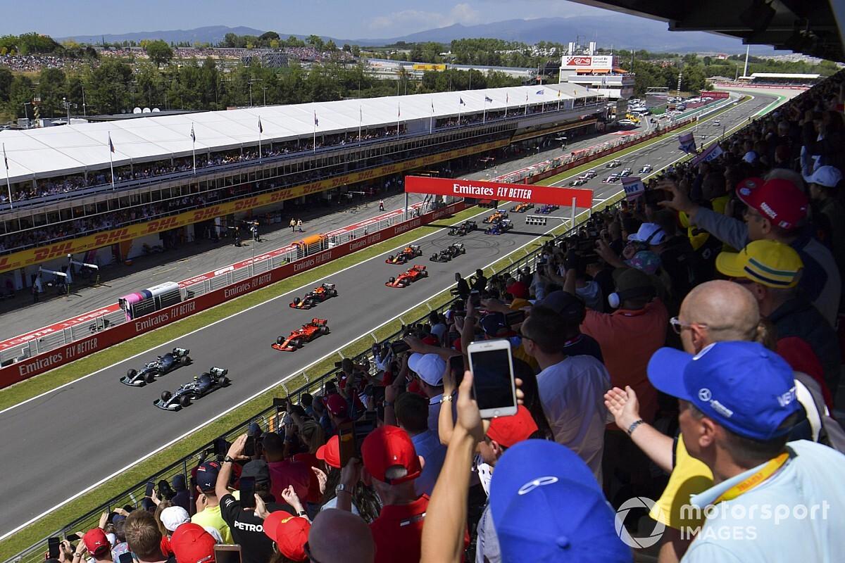 F1确认2020年继续举办西班牙大奖赛