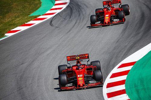 """Ferrari estime avoir donné des consignes """"au bon moment"""""""