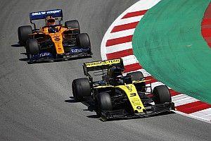 Frustré, Ricciardo pense que la stratégie lui a coûté des points