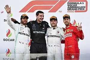 Formel 1 Baku 2019: Bottas schlägt zurück, Mercedes schreibt Geschichte