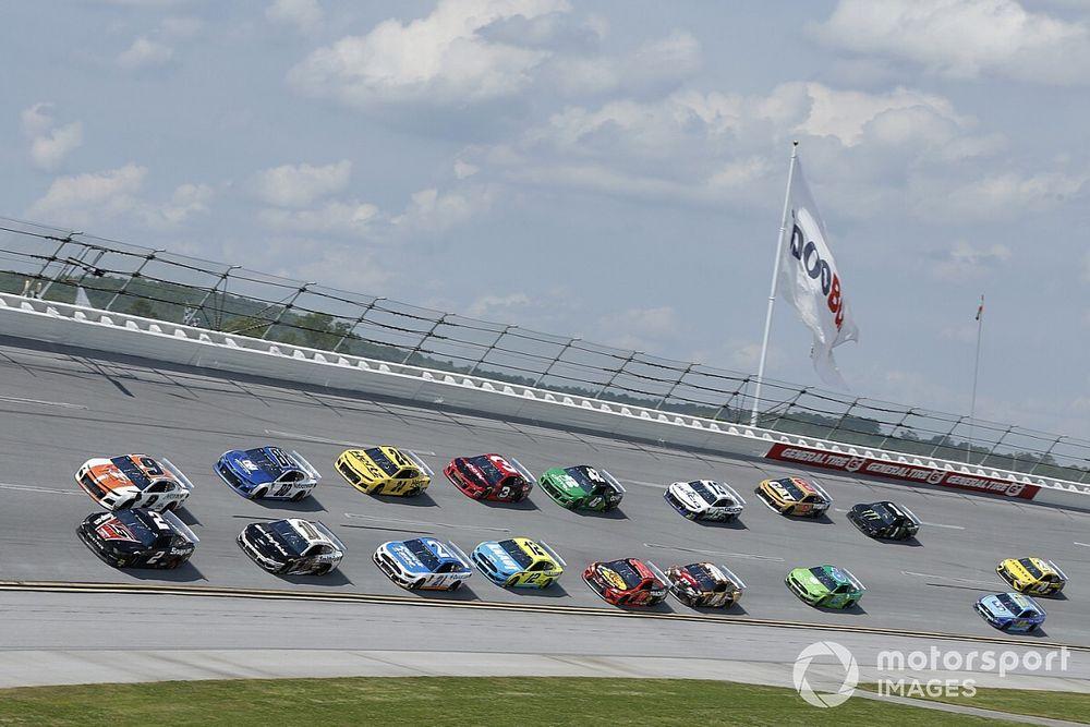 Czerwcowy program NASCAR