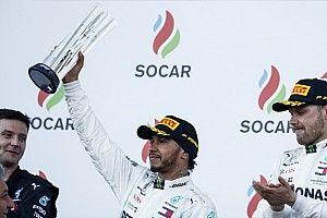 Hamilton-győzelemre számítanak a fogadóirodák Spanyolországban