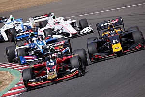 Super Formula season could finish in December
