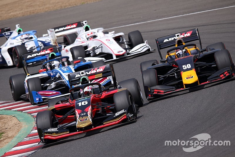 Ranking the outsiders in the Super Formula title fight