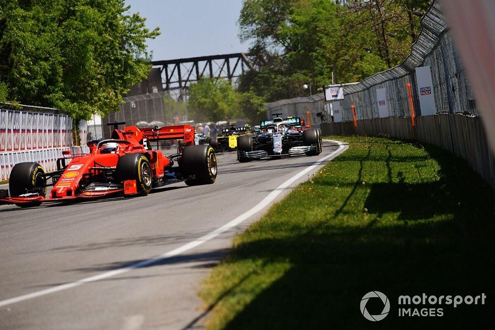 La F1 no puede dejar pasar la sanción a Vettel, dice Abiteboul