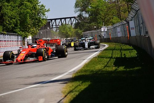 How does F1 react to Vettel's Canadian GP penalty fan fallout?