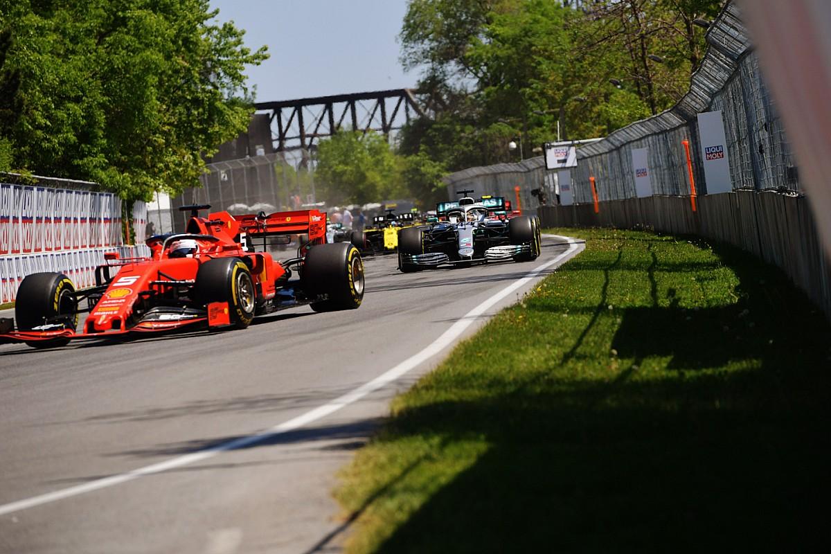 Kanada GP: Tur tur klasman özeti
