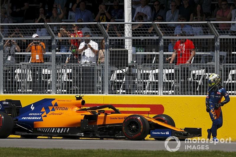 A McLarennél továbbra is keresik Norris kiesésének kiváltó okát
