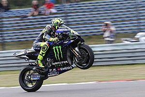 """Rossi: """"Lorenzo tiene un problema técnico con la Honda"""""""