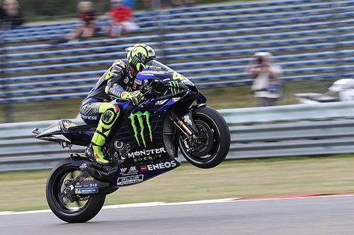 Rossi: Lorenzo tem problema técnico com a Honda
