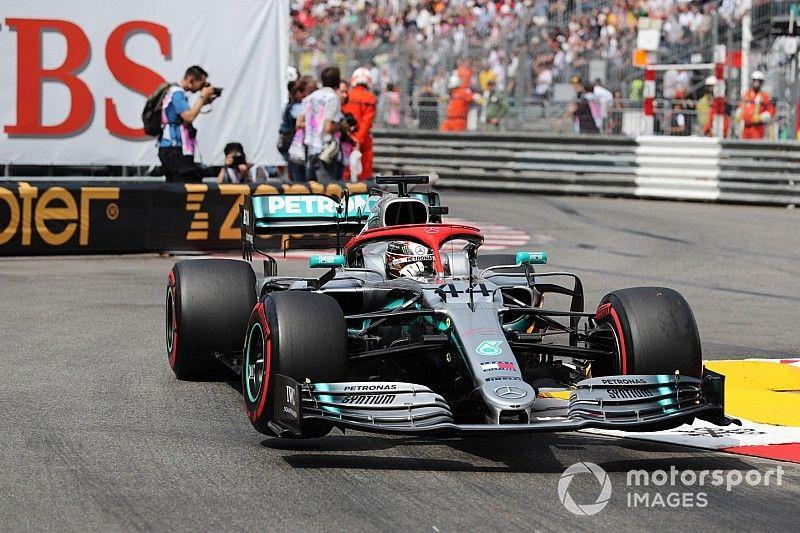 """Hamilton: Ha sido un inicio de temporada """"promedio"""""""
