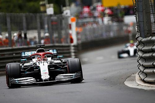 Mercedes comprend la colère d'Hamilton face au mauvais choix de pneus