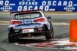 Tarquini in pista con la Hyundai nel weekend del TCR Germany al Red Bull Ring