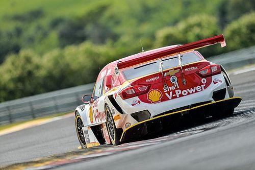 Stock: Mais rápido do fim de semana, Zonta lidera 3º treino em Goiânia