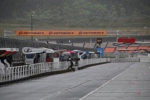 Autopolis Super Formula qualifying postponed due to rain