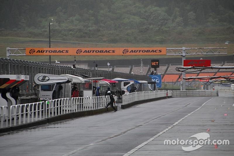 Autopolis Super Formula sıralama turları yağmur nedeniyle ertelendi
