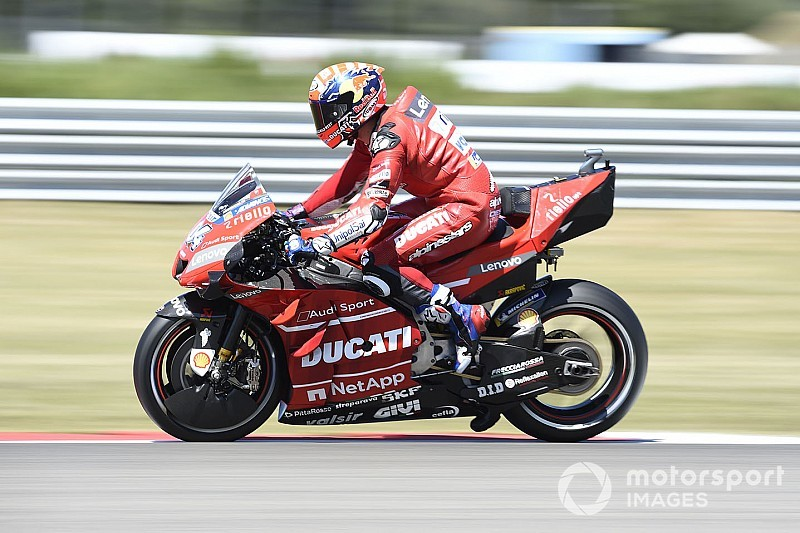 Dovizioso: People wrong to say I'm not aggressive enough