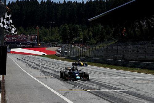 فورمولا 2: سيتي كامارا يسجّل أوّل فوز له منذ 2017 من بوابة سباق النمسا الثاني