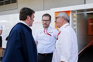 """Seidl: """"En iyi motora sahip olmak için Mercedes'e geçmek istedik"""""""