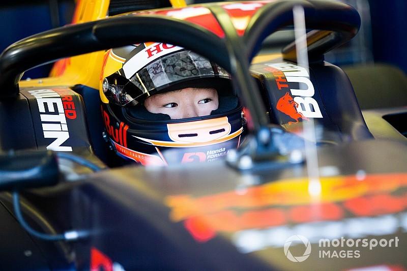 FIA F3ハンガロリンクテスト:プレマ勢好調。角田裕毅は2日目に5番手タイムを記録!