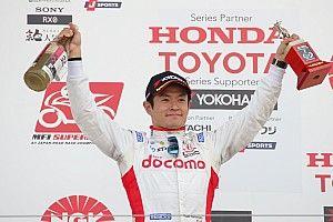 山本尚貴、移籍後初レースで2位表彰台に安堵「順位を上げてゴールできたのは大きな収穫」