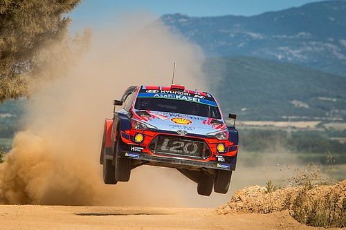 Italy WRC: Sordo quickest on Friday afternoon, Latvala crashes