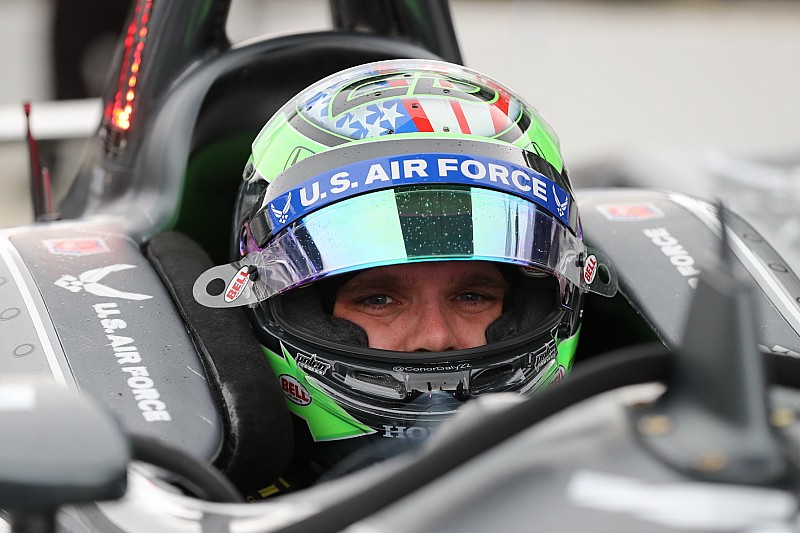 Conor Daly's year-long audition for a full-time IndyCar ride