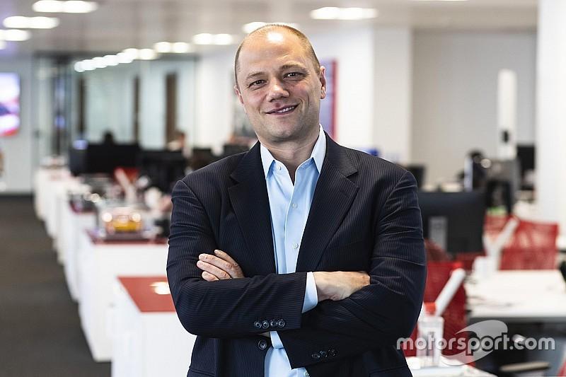 Yavor Efremov lett a Motorsport Network Group vezérigazgatója