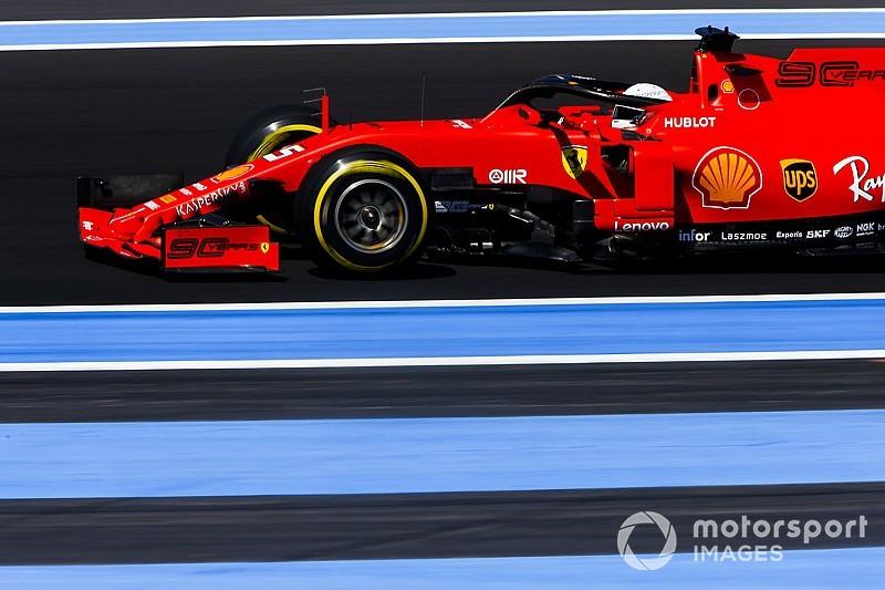 Vettel elismeri, nem hozta ki a legtöbbet a Ferrariból