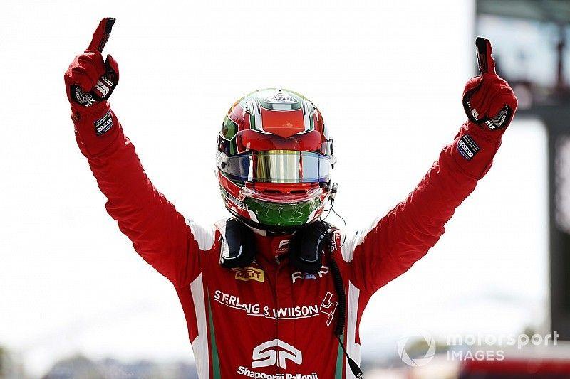 """فورمولا 3: داروفالا يواصل سلسلة انتصارات فريقه """"بريما"""" ويفوز في بول ريكار"""