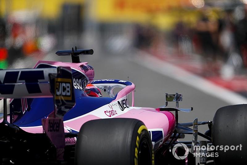 Racing Point: el tope de gastos podría bajarse después de cinco años