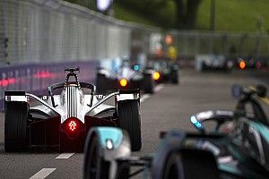 Parrilla de salida del Berna ePrix