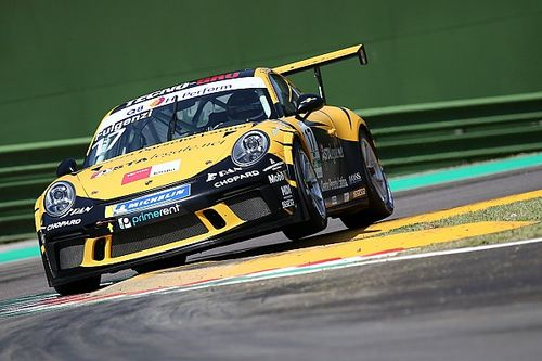 Carrera Cup Italia, Imola: Fulgenzi torna al successo in gara 2