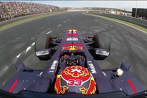 Verstappen e Red Bull reapresentam F1 à lendária pista de Zandvoort
