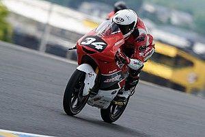 CEV Moto3 Le Mans: Mario SA tak finis balapan