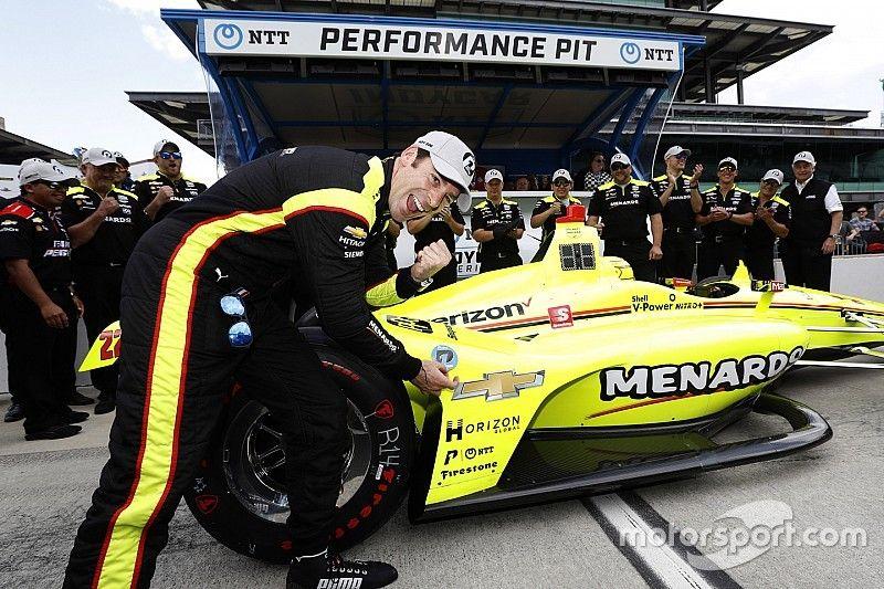 Le mois de mai de Pagenaud : le Grand Prix et la pole des 500 Miles