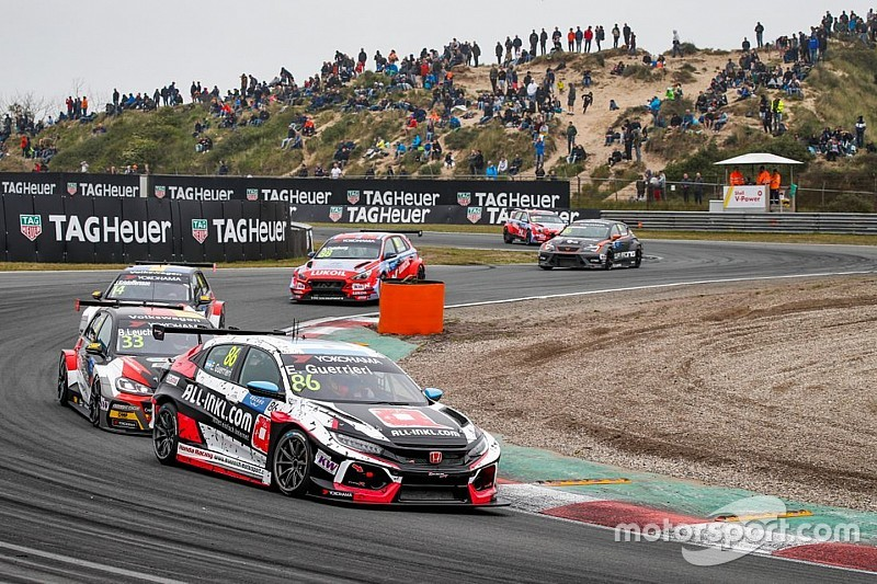 Zandvoort WTCR: Guerrieri wins, Kristoffersson on podium