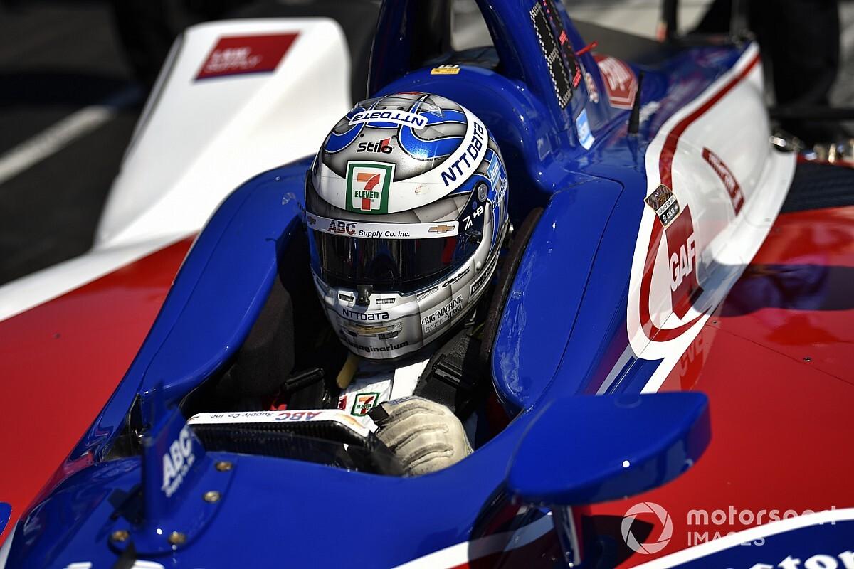 Kanaan explica os passos para Indy voltar a correr neste fim de semana