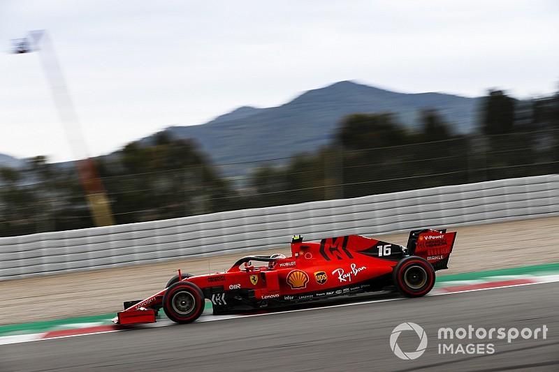 """Leclerc : """"On était loin de Mercedes, c'est tout"""""""