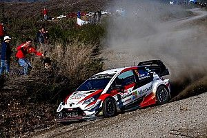 Tanak domina a placer en Chile