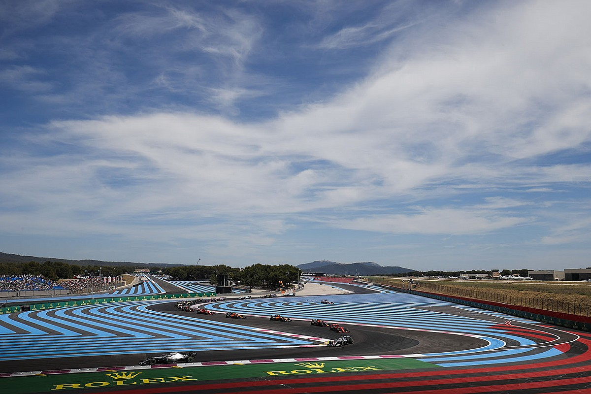 Ricciardo: Paul Ricard should consider different layout for F1