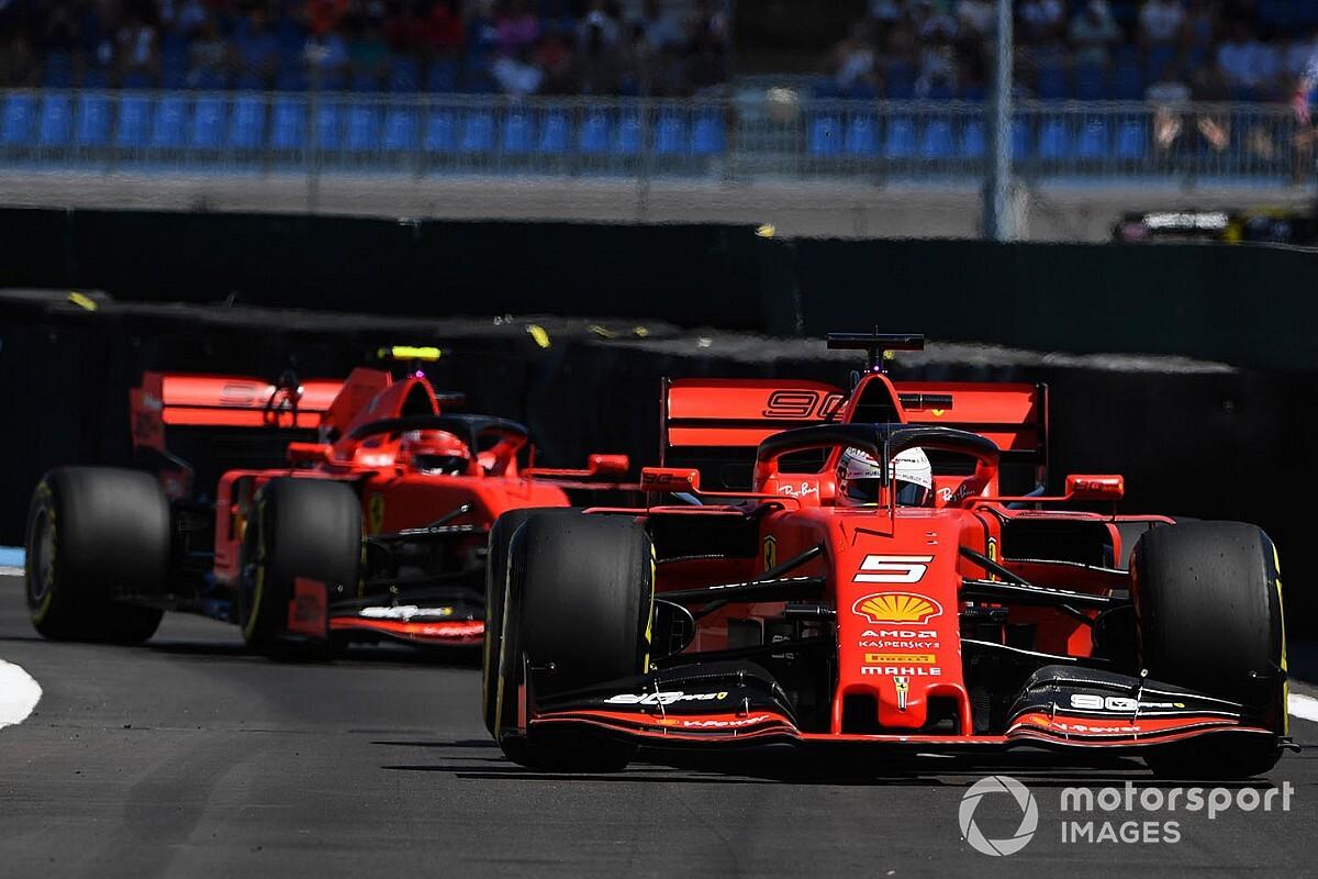 """Ferrari va tester """"différents éléments"""" pour trouver des réponses"""