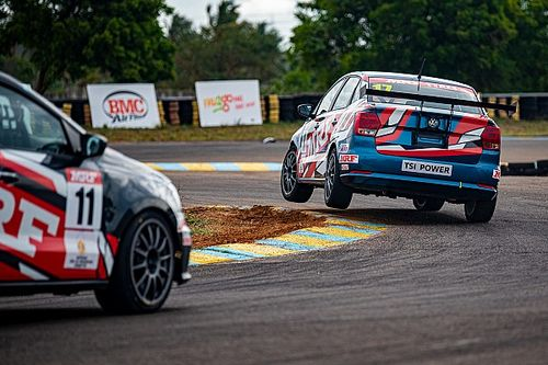 Volkswagen Ameo: Anwar, Jhabakh win on Sunday