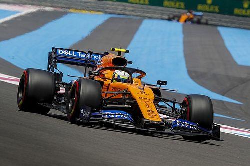 La McLaren cresce: ora è saldamente la quarta forza in pista