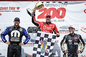 Pinty's Notebook: Veterans make up top-five finishers at CTMP