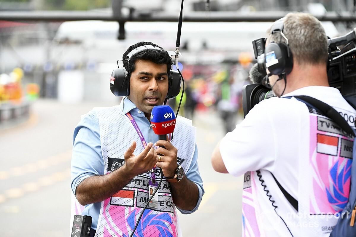 Chandhok Sainzot ültetné a Ferrariba, és Bottast megtartaná a Mercedes helyében