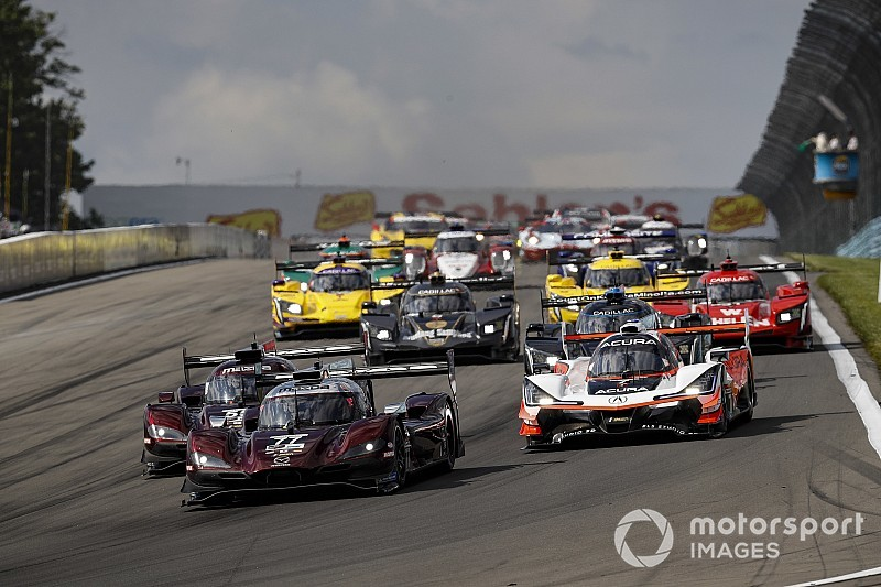 IMSA revela un calendario 2020 ligeramente modificado