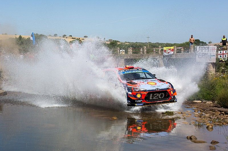 La victoria de Sordo en el Rally de Italia-Cerdeña 2019, en vídeos